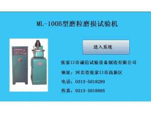 ML-100B型磨粒磨损试验机